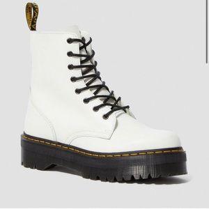 Dr.Marten Jadon Platform Boots